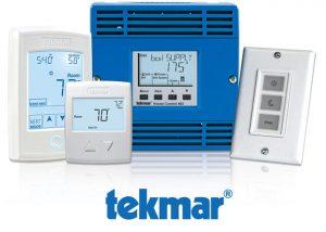 tekmar thermostats